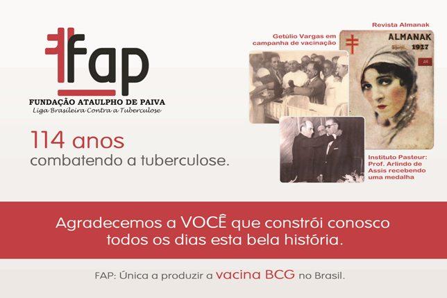 Banner Aniversário FAP 2014