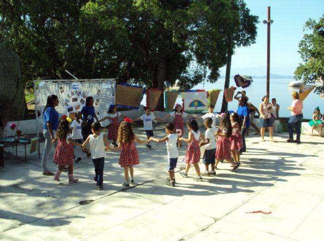 Preventório Rainha Dona Amélia - Dia da Cultura
