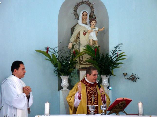 Padre e Bispo